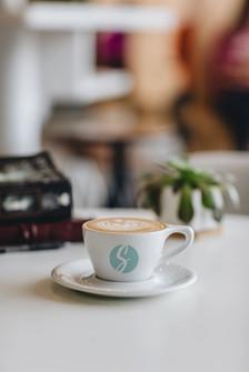 Coffee Shop Logo Branding by Heritage Creative Co.
