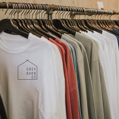 Clothing Boutique Logo Branding by Heritage Creative Co.