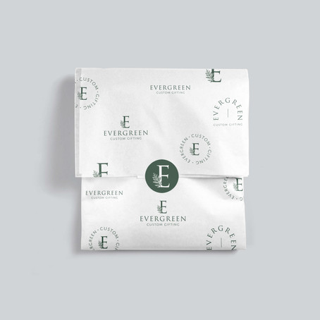 Giftwrap Mockup by Heritage Creative Co.
