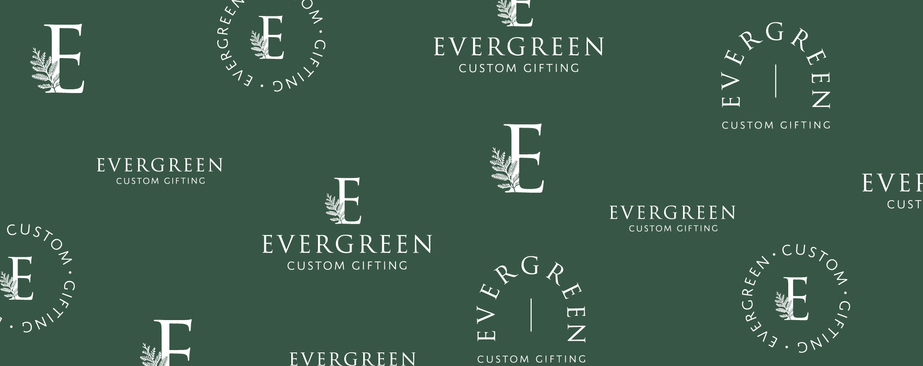 PNW Small Business Logo Suite Pattern by Heritage Creative Co.