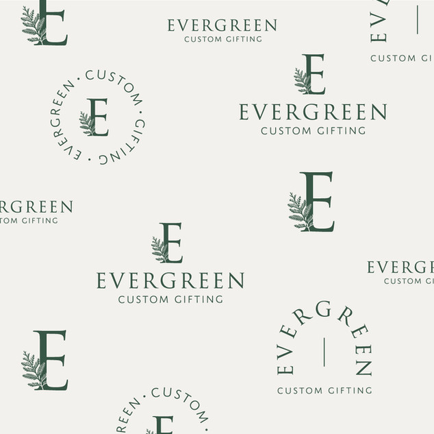 Custom Gifting Logo Suite Branding by Heritage Creative Co.