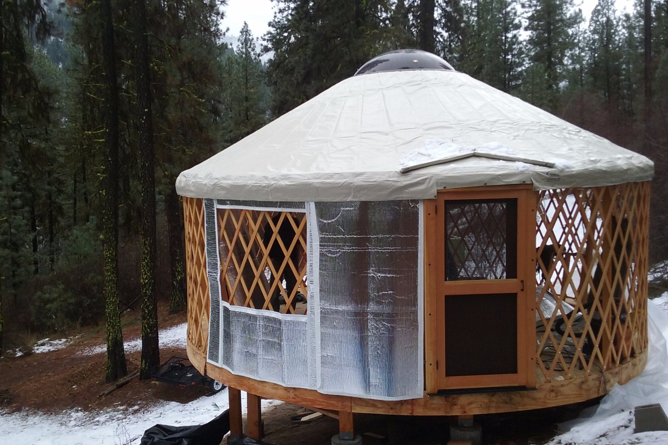 Insulation is key in Idaho