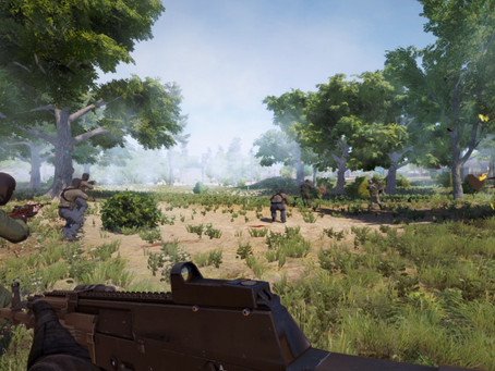 PC Gamer: This Early Access FPS mixes Mount & Blade with modern combat, plus a bit of RTS