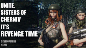 Unite, Sisters of Cherniv, It's Revenge Time