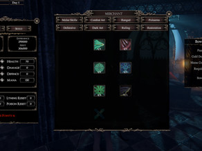 Big Update Incoming (Skill System, Magic, Archery and more)