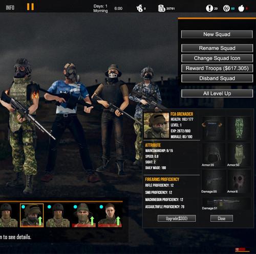 Squad Customization