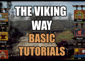 The Viking Way Basic Tutorials