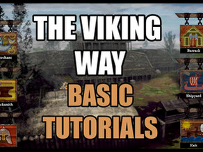 The Viking Way Basic Tutorials