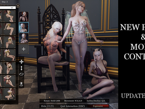 Update v0.784 New Poses And More Content