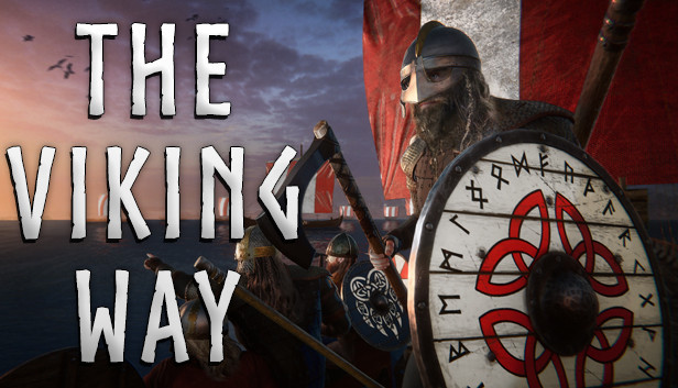 The Viking Way, Viking Way, Game About Viking, Viking Game, Viking Game 2020, Viking Games Steam, PC Viking Game, KK Softworks, Ice Lava Games, The Viking Way Main Picture, The Viking Way Logo