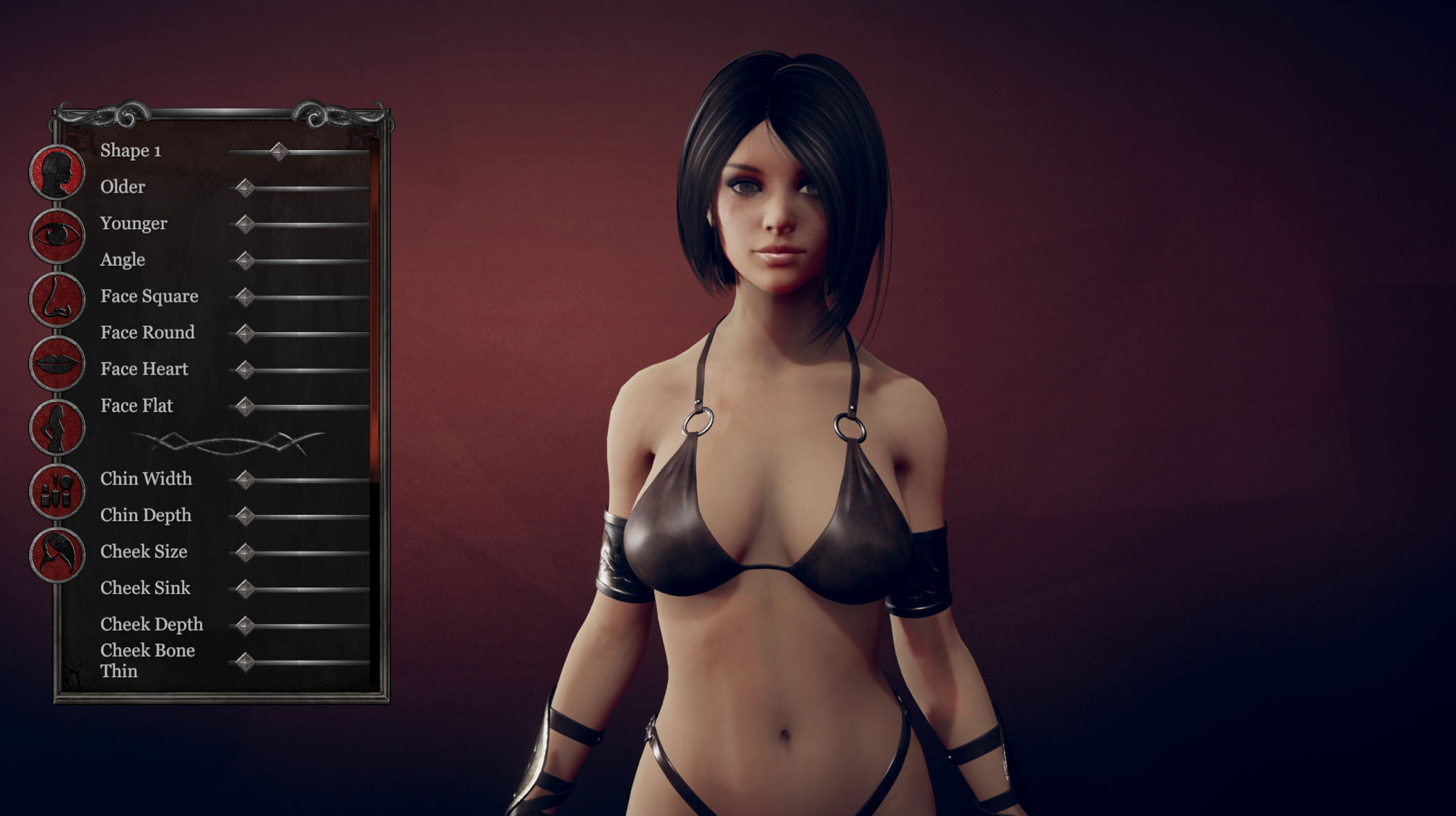 beauty and violence valkyries fantasy rp