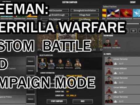 Custom Battle And Campaign Mode Update v1.21
