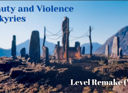 Beauty & Violence: Valkyries | Dev Diary - Level Remake Sneak Peek