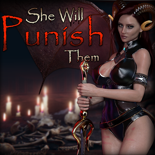 She Will Punish Them Steam Key