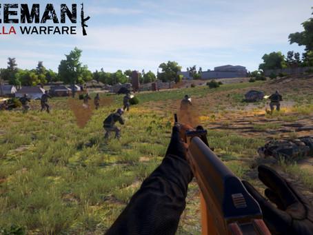 Freeman: Guerilla Warfare To Show off Game in Livestream