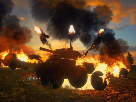 Version 0.220 - Combined Arms Combat