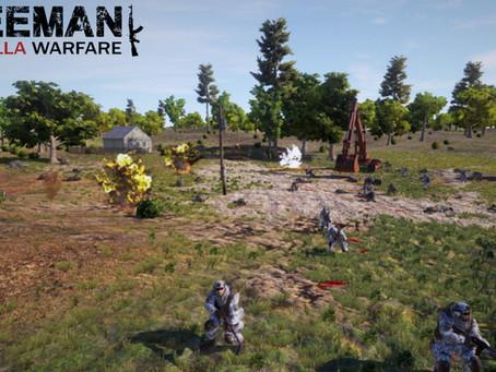 لعبة Freeman: Guerrilla Warfare اللعبة التي سيعشقها محبي الإستراتيجية في القتال