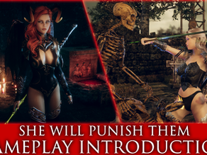 Inside She Will Punishment Them - Gameplay Introduction