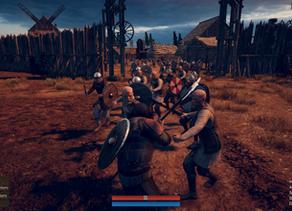 The Viking Way: Land Combat System