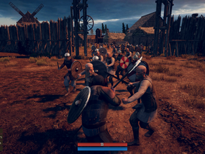 The Viking Way: Land Combat System