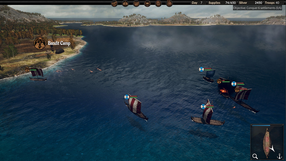 The Viking Way, Viking Way, Game About Viking, Viking Game, Viking Game 2020, Viking Games Steam, PC Viking Game, KK Softworks, Ice Lava Games, The Viking Way Naval Combat