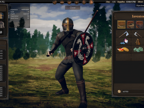 The Viking Leader Customization System