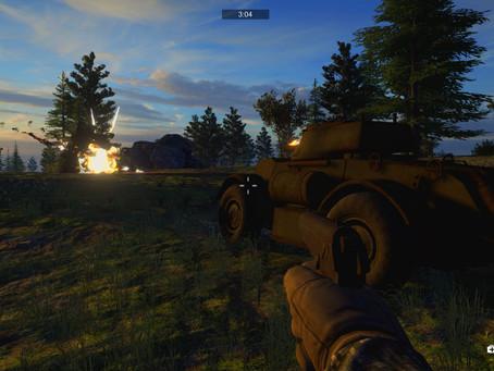 Combat vehicles coming to Freeman!