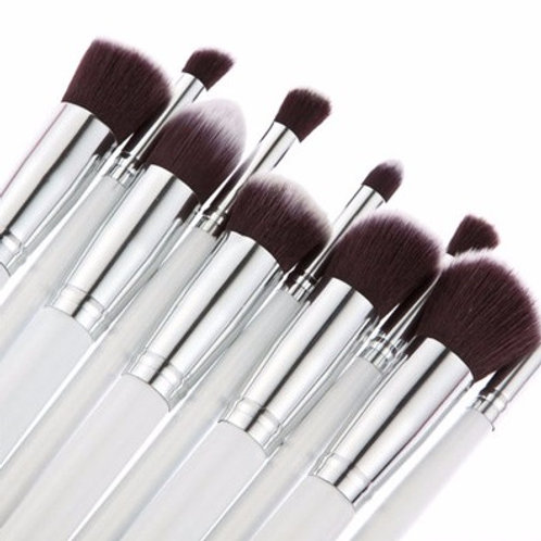 PREMIUM MAKEUP BRUSHES SET (10 pcs)