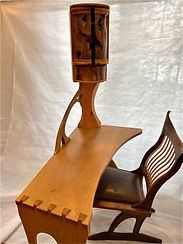 Groot desk and chair