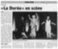 La Dorée - On droit bien le droit - DNA Octobre 2005