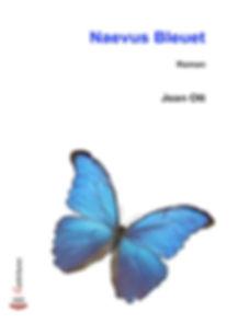 Naevus bleuet - Roman - Dans un monde en crise, un analphabète et une paranoïaque tentent de survivre.
