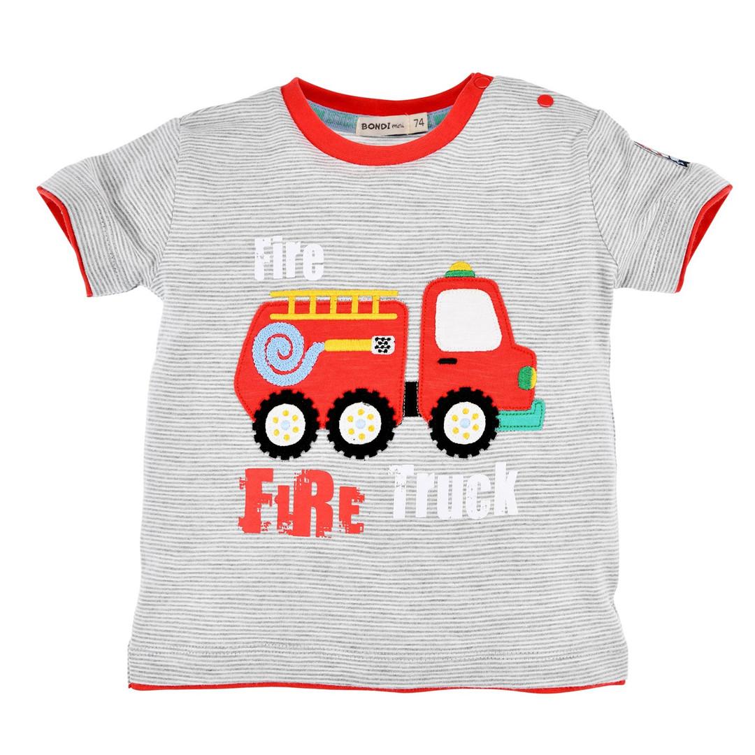 T- Shirt  Feuerwehr