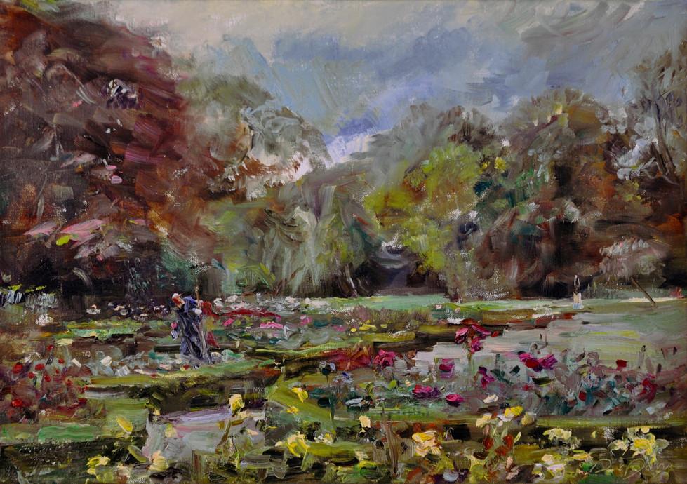 Rosarium, Vondelpark