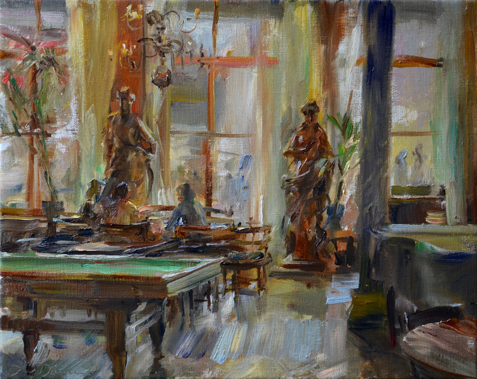 Arti et Amicitiae Salon