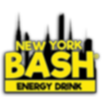 New York Bash energy drink