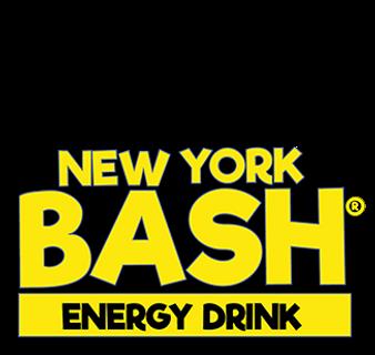 New York Bash energy drink