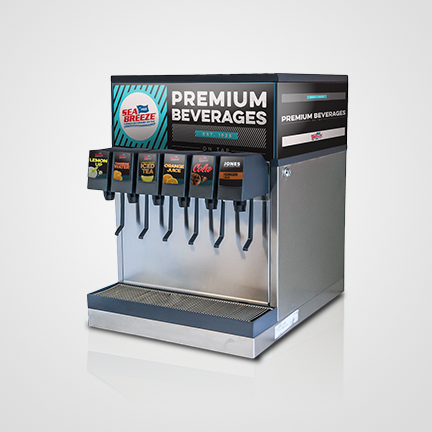 Carbonated Beverage Dispenser