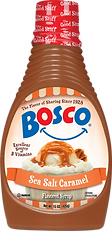 Bosco Sea Salt Caramel Syrup