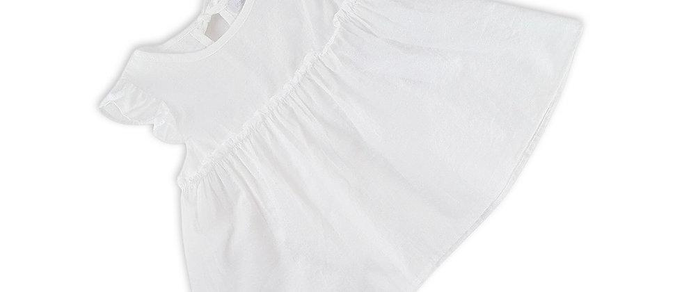 LILY DRESS -WHITE