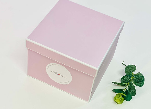 PINK CUBE GIFT BOX