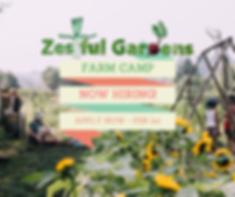 Farm Camp NOW HIRING