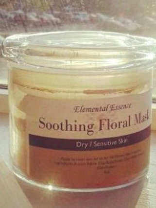 Soothing Floral Mask