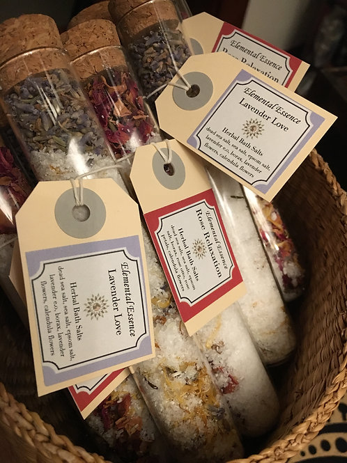 Rose Relaxation Bath Salts