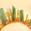 Thumbnail: Crystal Crown in Green Aventurine & Quartz