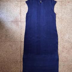 本藍  Indian silk 100%