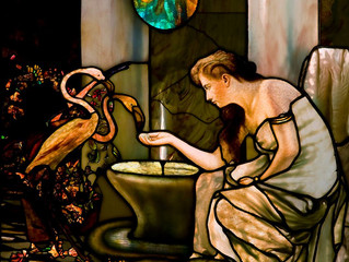 Check Out Fabulous Video on Louis Comfort Tiffany