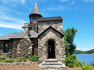 Chapel OPEN every Saturday thru Labor Day! 1-4pm