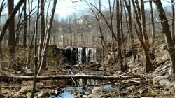 New Pond Dam