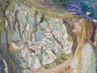 Great article on Tiffany Mosaic Restoration