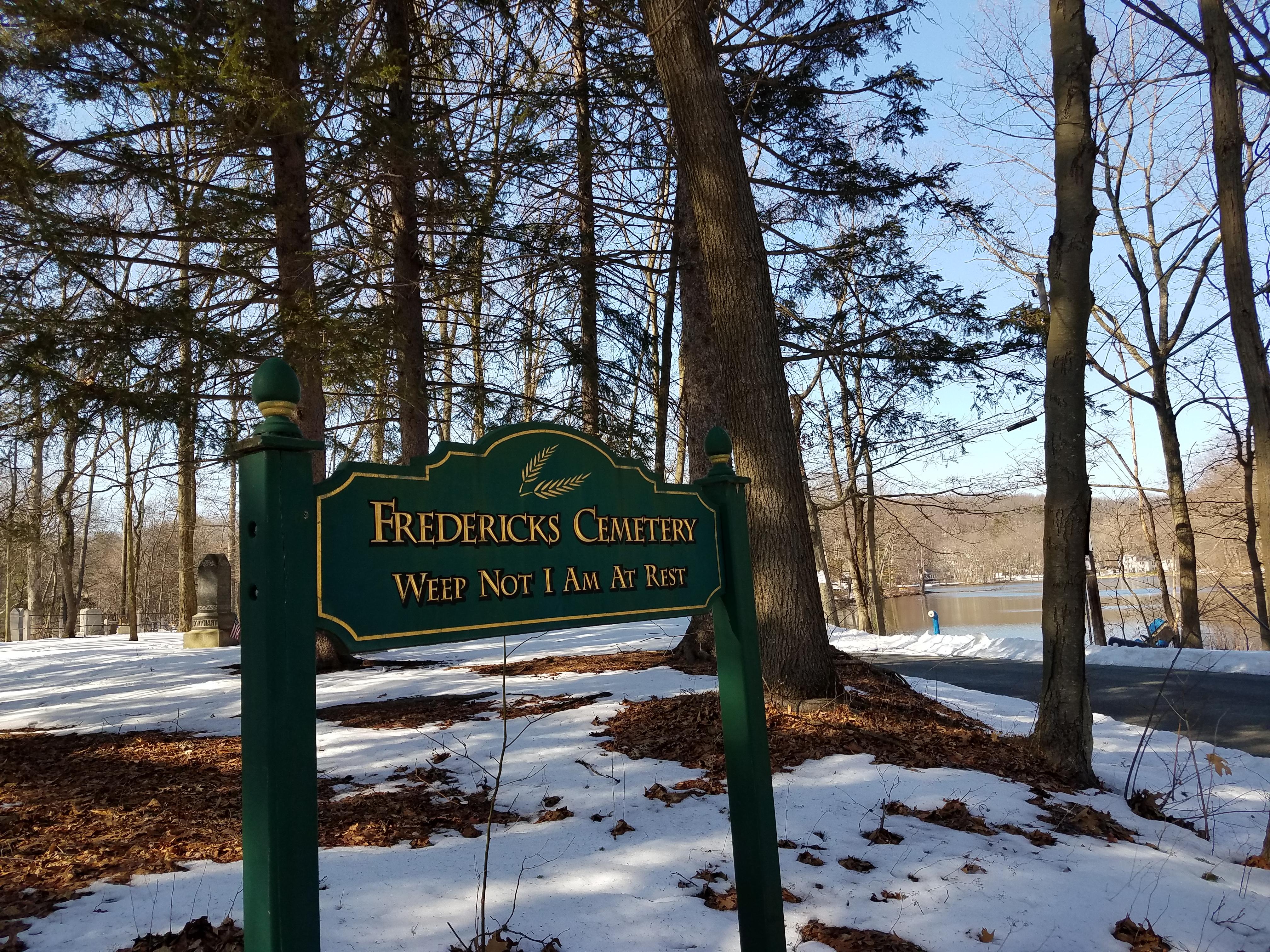 Fredericks Cemetery